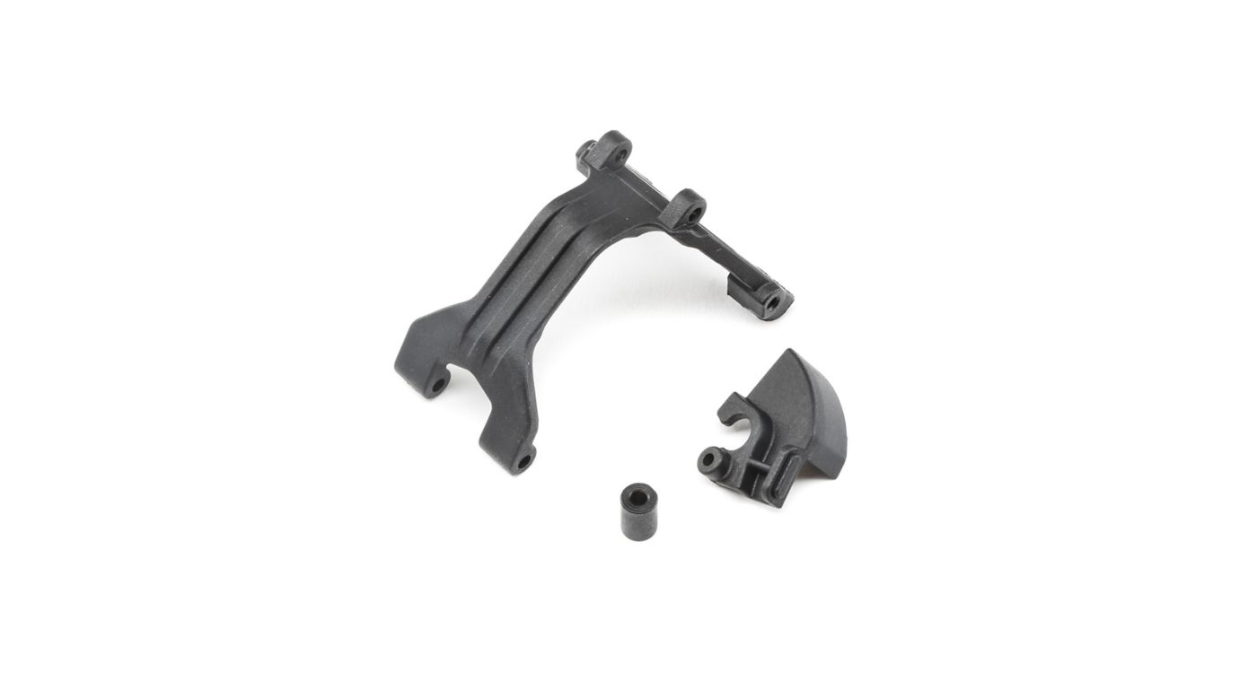 Image for Gear Box Chassis Brace Laydown  22 4.0 from HorizonHobby
