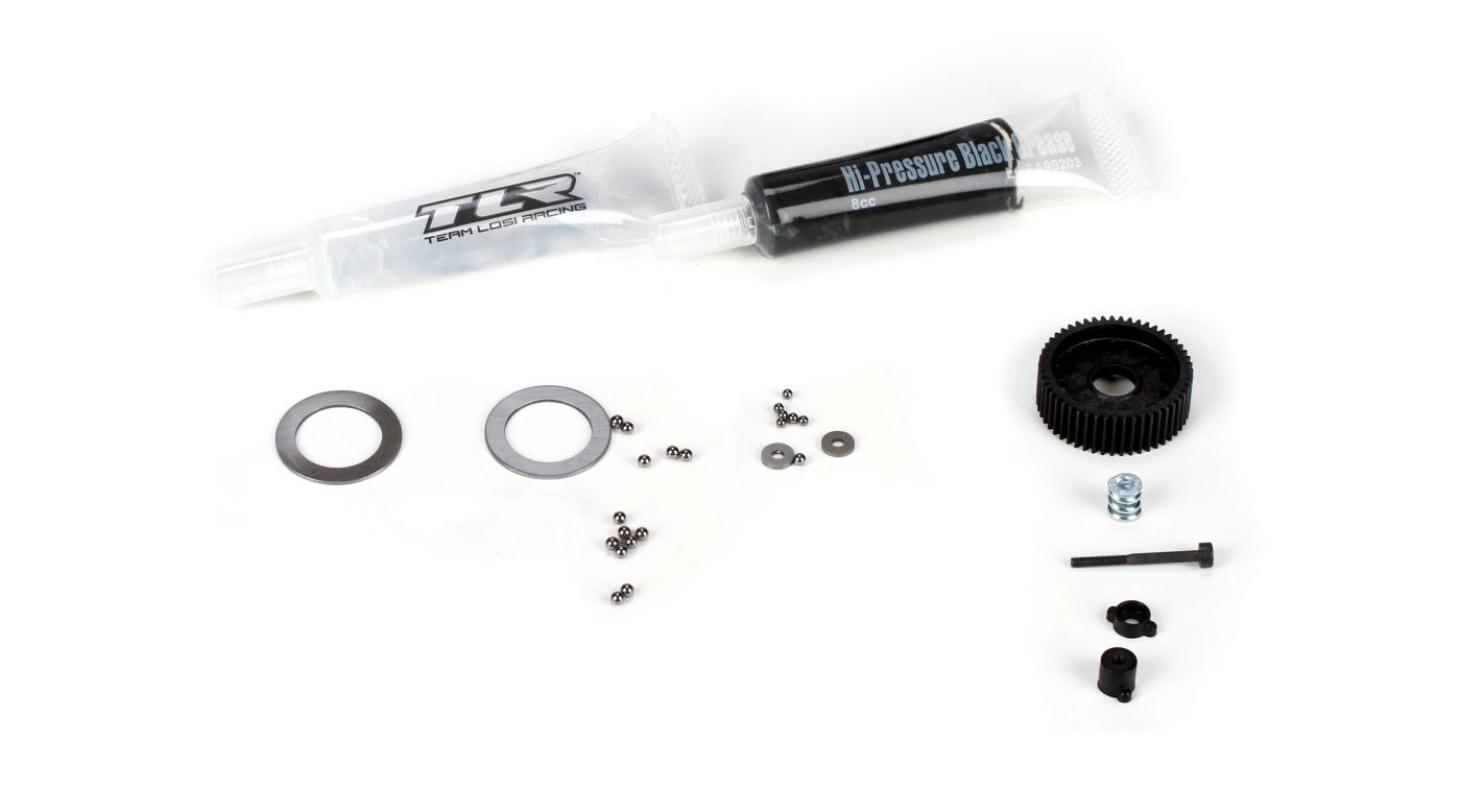 Image for Diff Service Kit, Tungsten Balls: 22, 22T, 22SCT from HorizonHobby