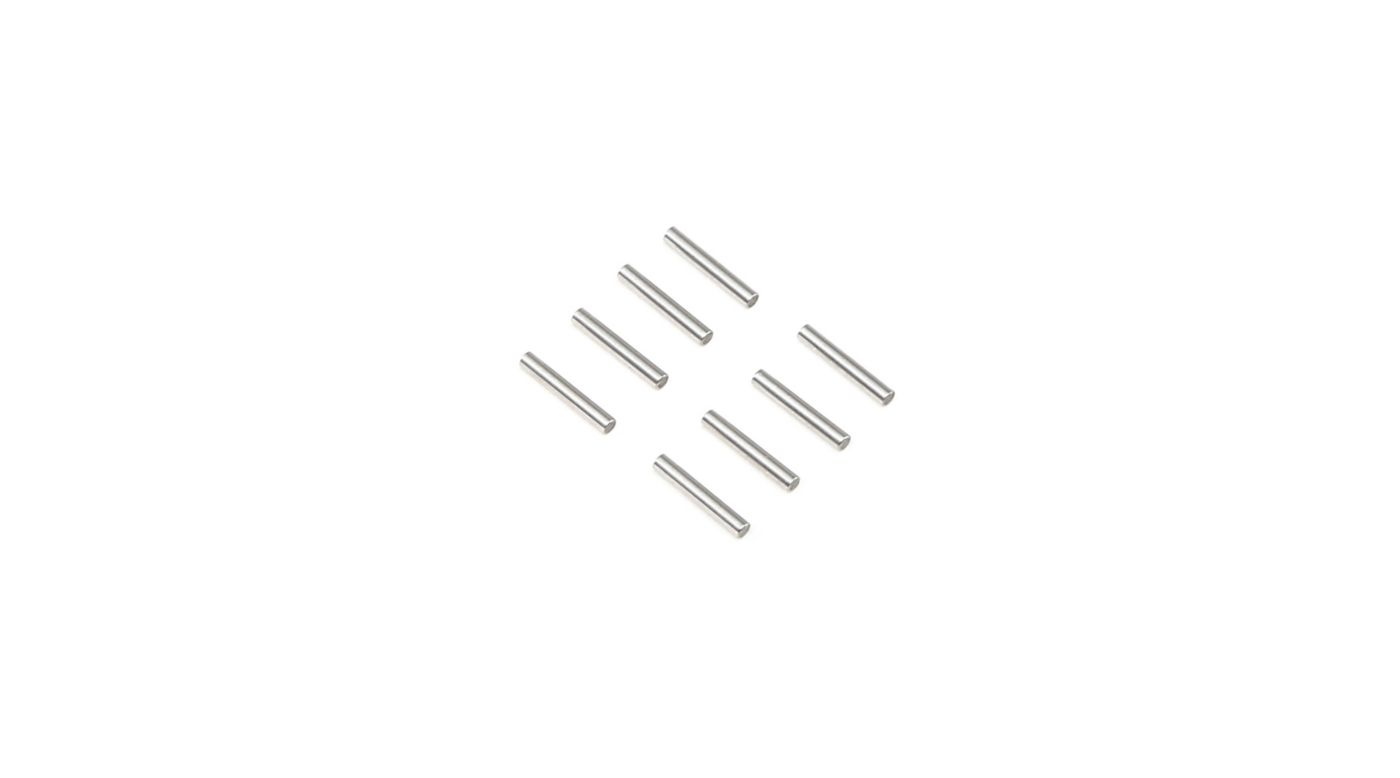 Image for Solid Drive Pin Set (8): 22/T/SCT/22-4 from HorizonHobby