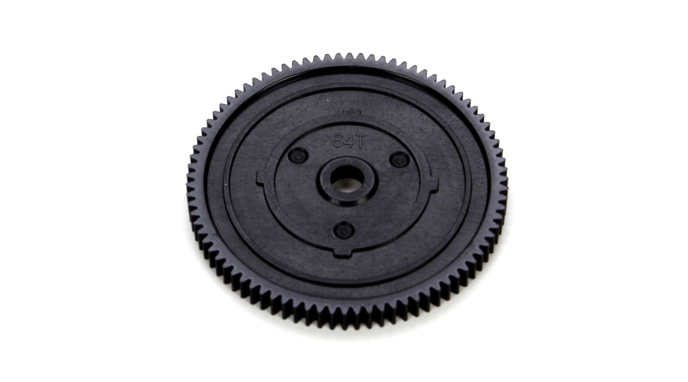 Image for 48P Kevlar® Spur Gear, 84T from HorizonHobby