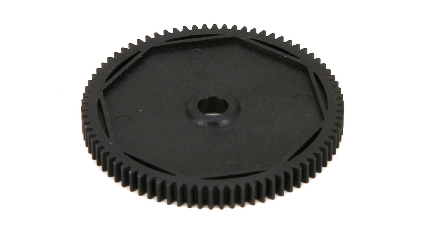 Image for HDS Spur Gear, 78T 48P, Kevlar: All 22 from HorizonHobby