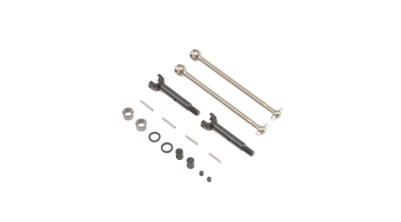 Image for CVA Driveshaft Set Complete Aluminum: 22 3.0 SR from HorizonHobby