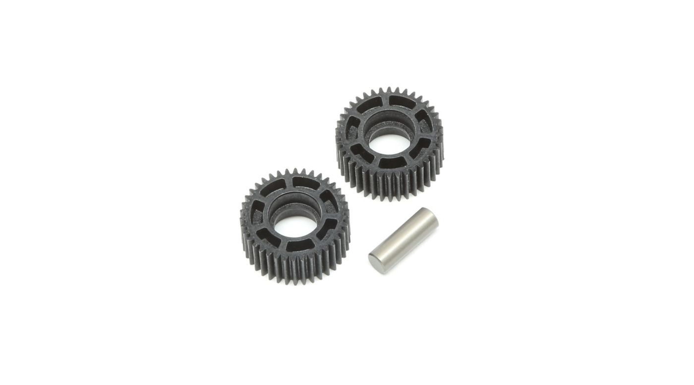 Image for Idler Gear & Shaft Laydown  22 4.0 from HorizonHobby