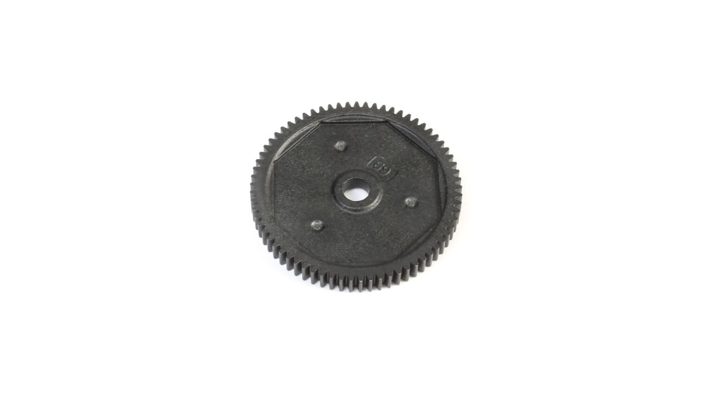 Image for 69T Spur Gear, SHDS, 48P from HorizonHobby