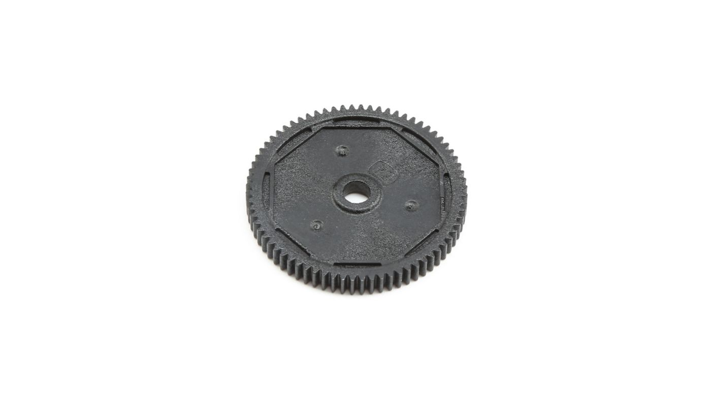 Image for 72T Spur Gear, SHDS, 48P from HorizonHobby