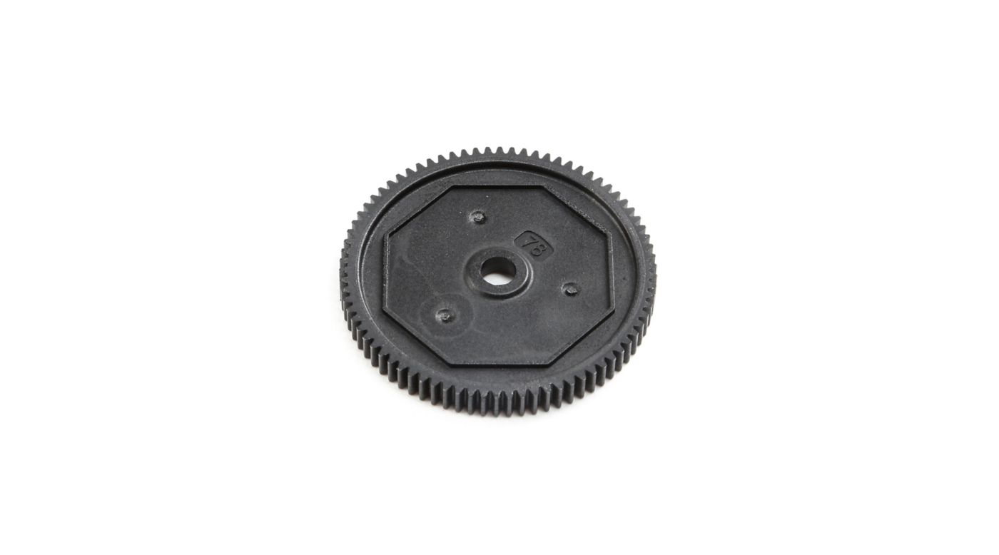 Image for 78T Spur Gear, SHDS, 48P from HorizonHobby