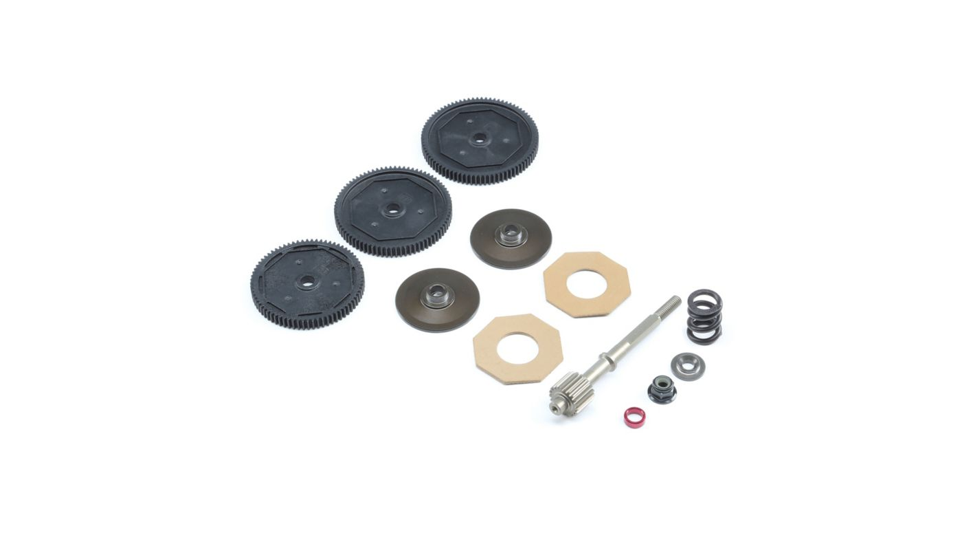 Image for Complete SHDS Slipper System: 72T, 78T, 81T from HorizonHobby