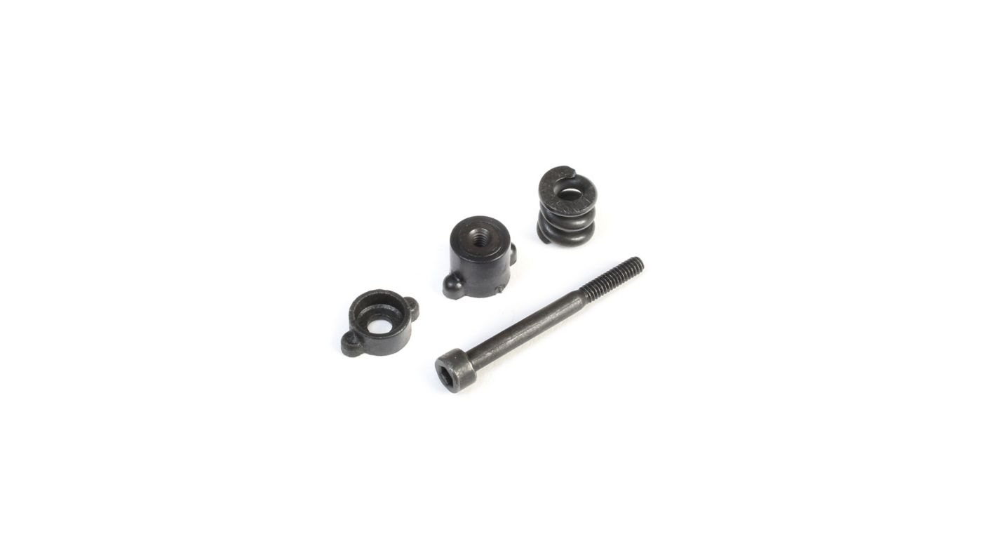 Image for Differential Screw Nut & Spring: 22 from HorizonHobby