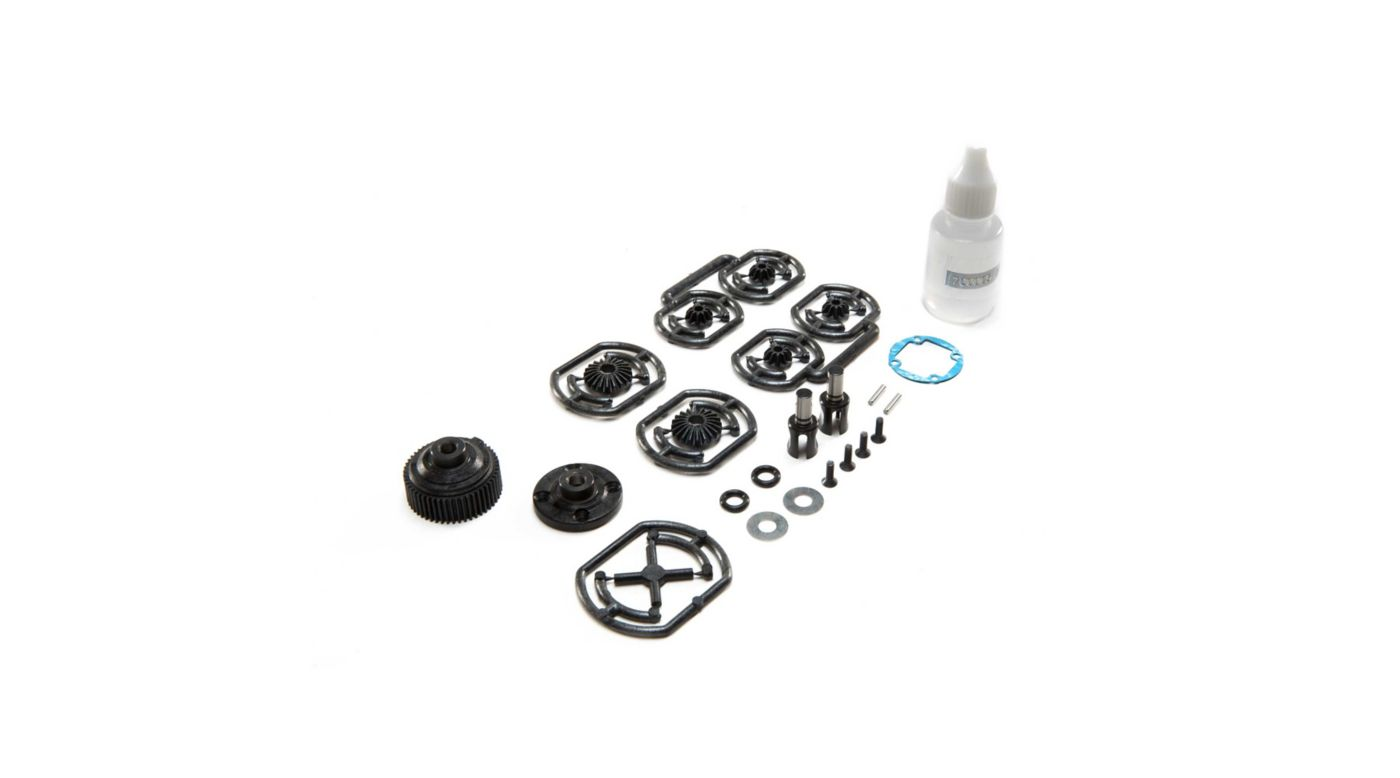 Image for Complete G2 Gear Differential: 22 from HorizonHobby
