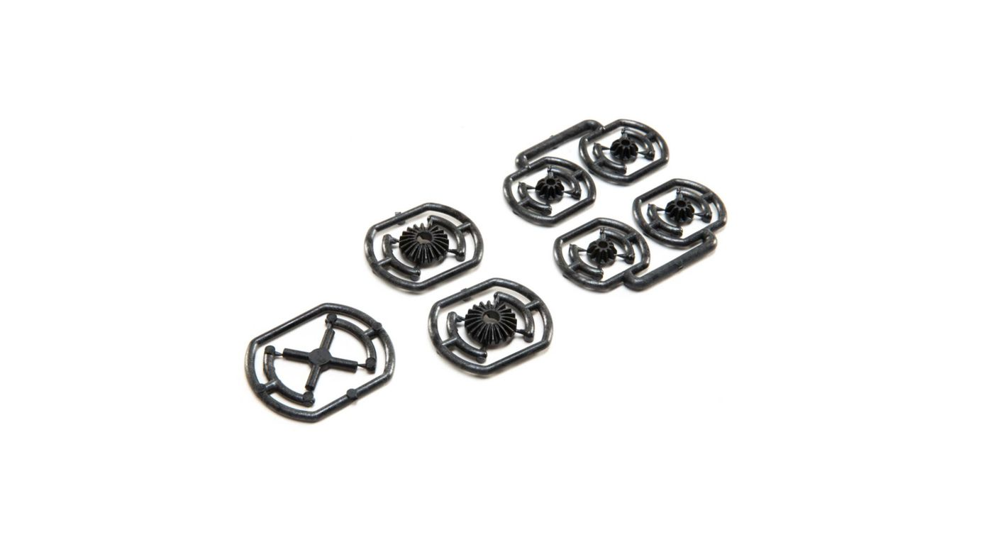 Image for Gear Set: 22 - G2 Gear Diff from HorizonHobby