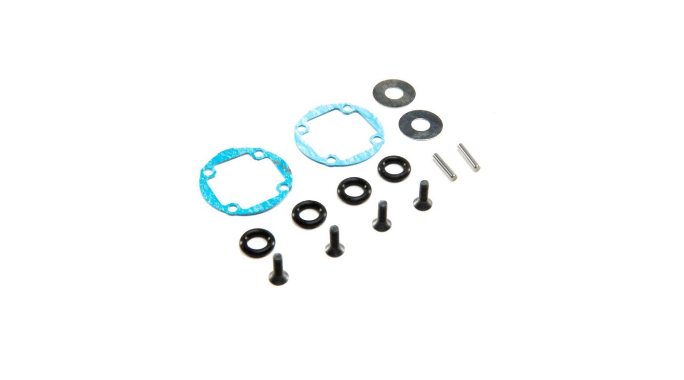 Image for Seal & Hardware Set, G2 Gear Diff: 22 from HorizonHobby