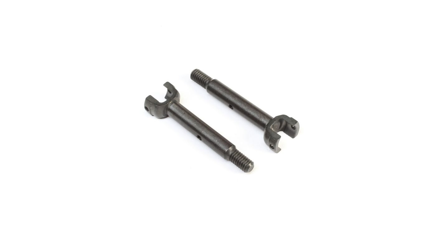 Image for Lightweight Rear Axles (2): 22 5.0 from HorizonHobby