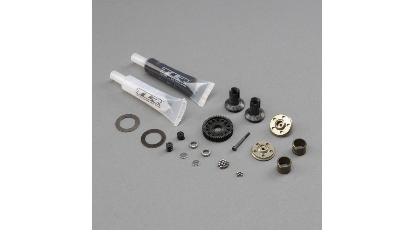 Image for Complete Ball Differential, Spec Racer: 22 5.0 SR from HorizonHobby