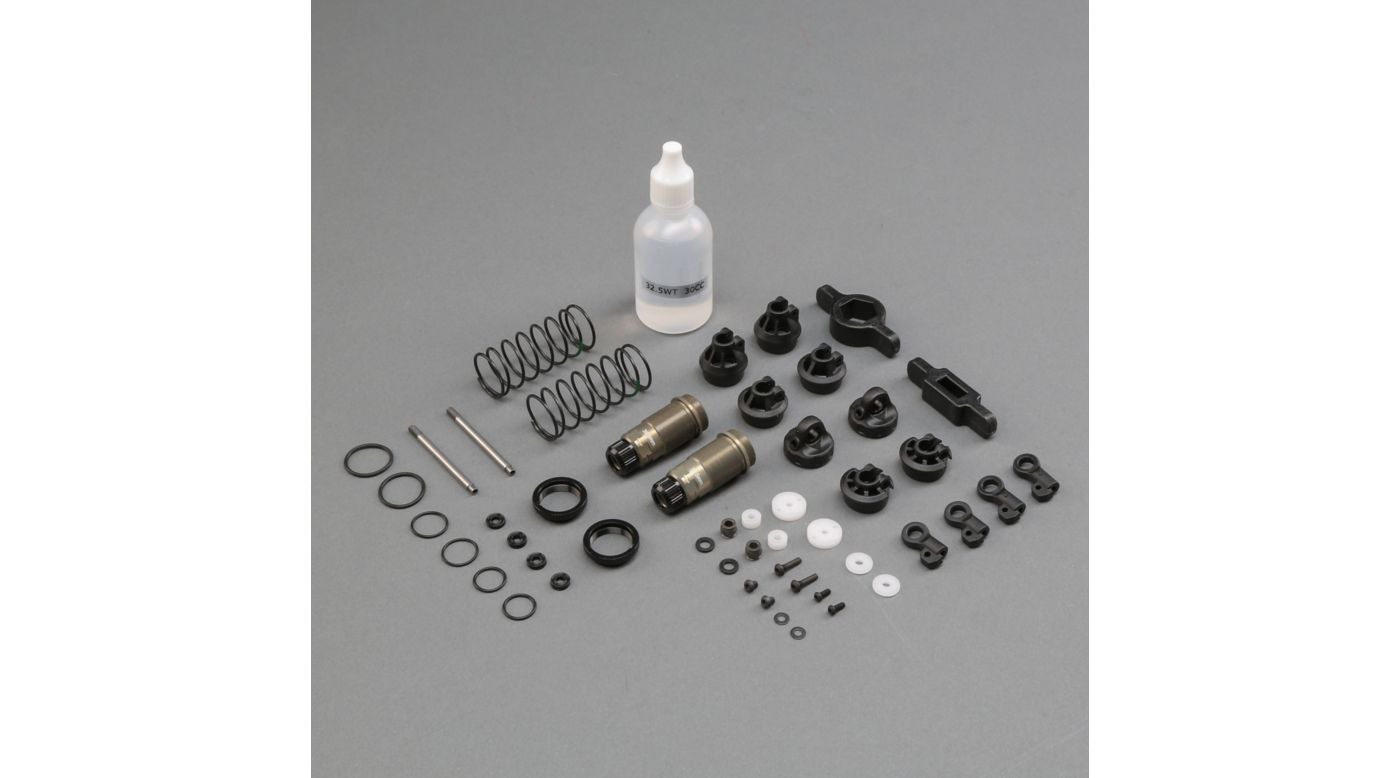 Image for 36mm Shock Set, G3 (2) from HorizonHobby