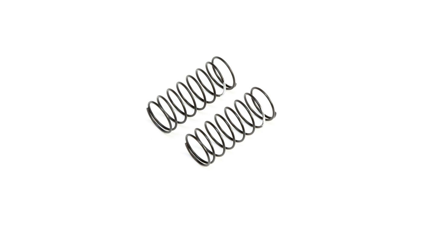 Image for Front Springs, Silver, Low Frequency 12mm (2) from HorizonHobby