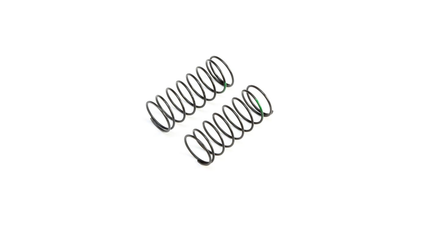 Image for Front Springs, Green, Low Frequency 12mm (2) from HorizonHobby