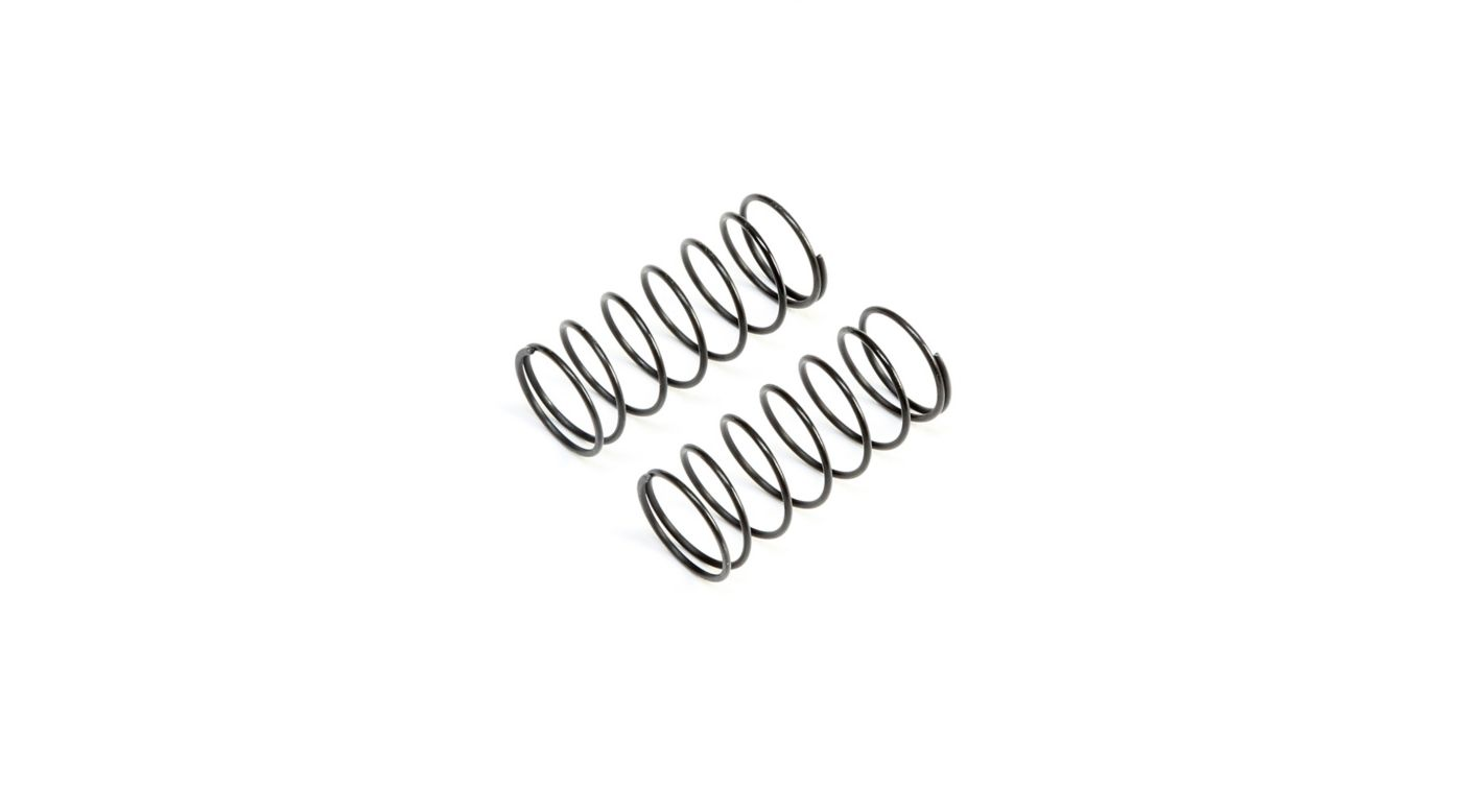 Image for Front Springs, Black, Low Frequency 12mm (2) from HorizonHobby