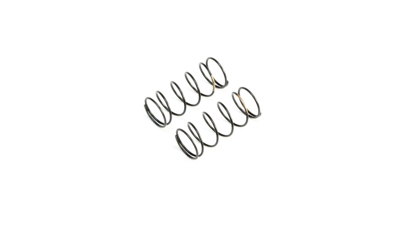 Image for Front Springs, Gold, Low Frequency 12mm (2) from HorizonHobby