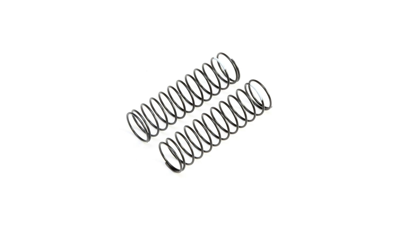 Image for Rear Springs, White, Low Frequency 12mm (2) from HorizonHobby
