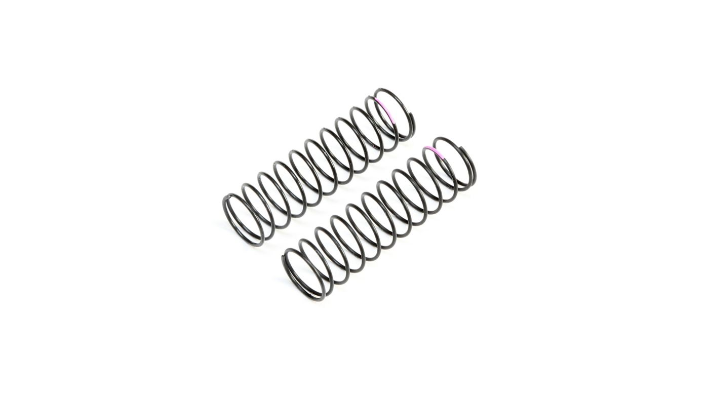 Image for Rear Springs, Pink, Low Frequency 12mm (2) from HorizonHobby