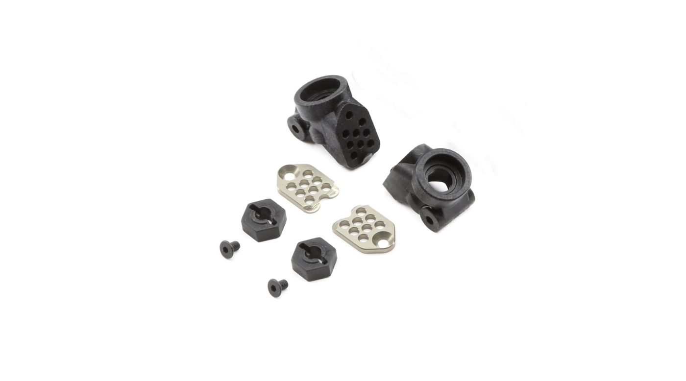 Image for Dirt GenII Rear Hub Set Complete: All 22 from HorizonHobby
