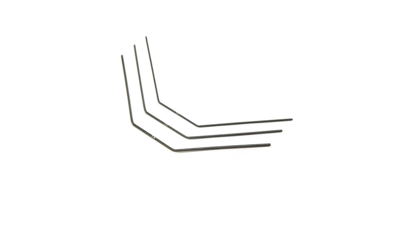 Image for Sway Bar Set 1.0 1.2 1.4mm (3): 22X-4 from HorizonHobby