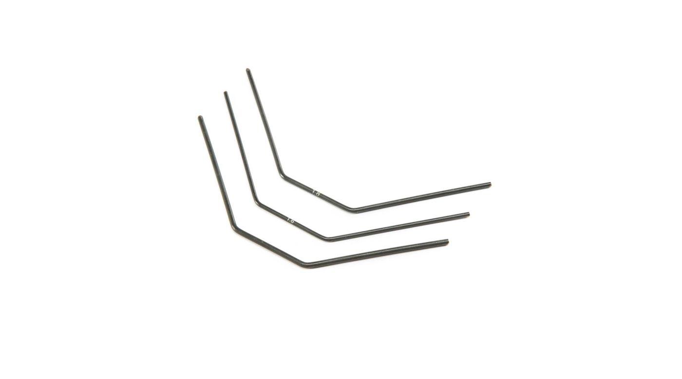 Image for Sway Bar Set 1.6 1.8 2.0mm (3): 22X-4 from HorizonHobby