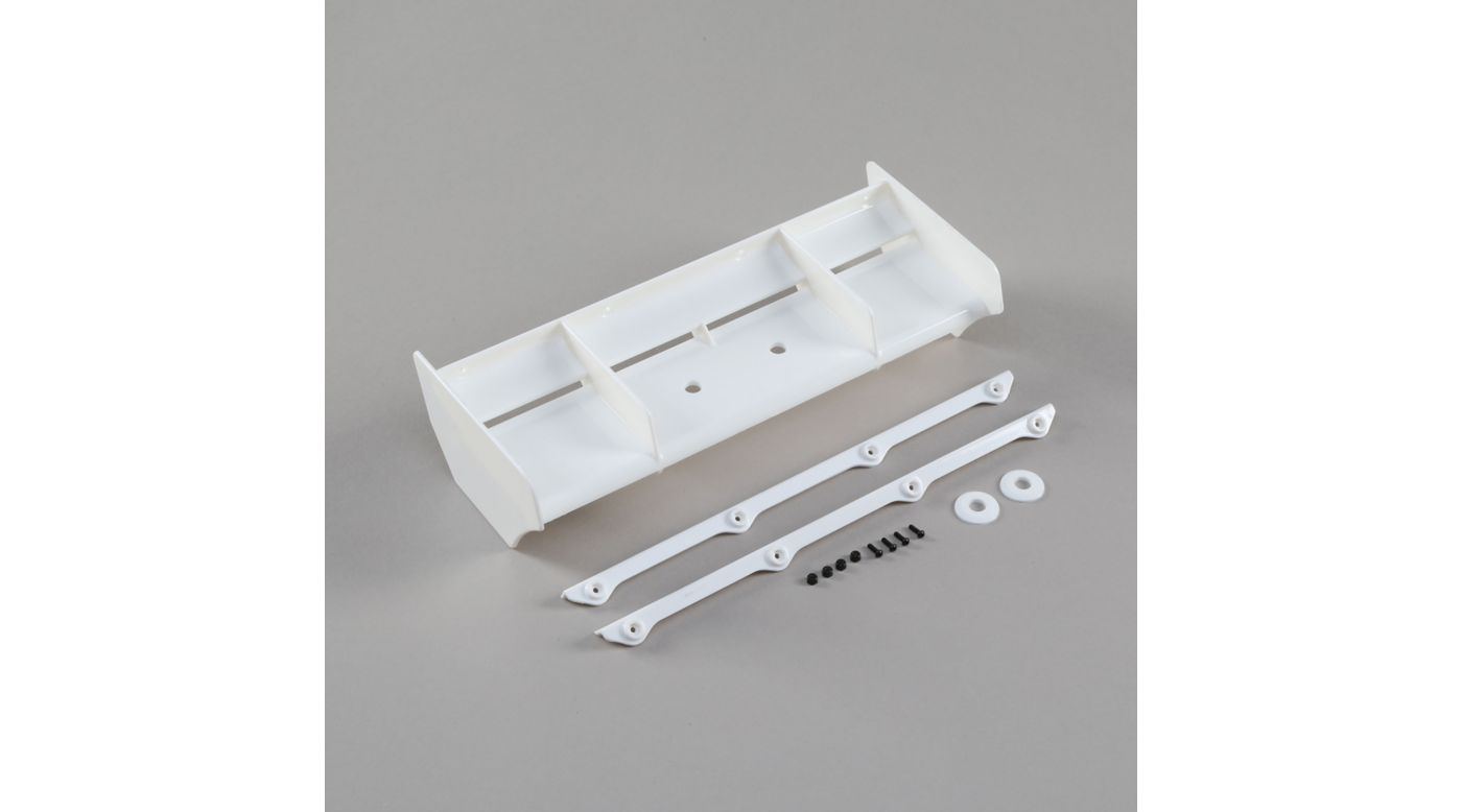 Image for 1/8 Wing, White IFMAR from Horizon Hobby