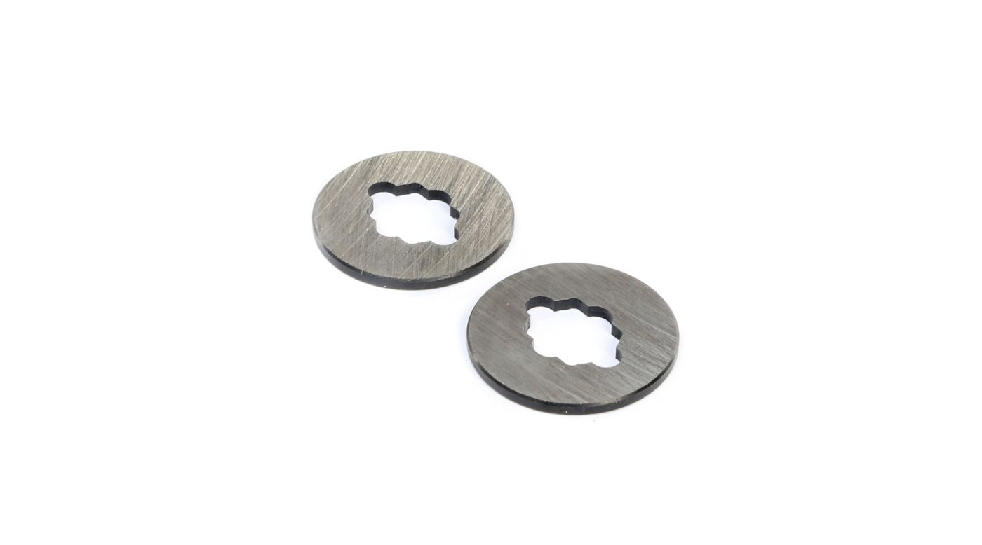 Image for Brake Rotor (2): 8IGHT-X from HorizonHobby