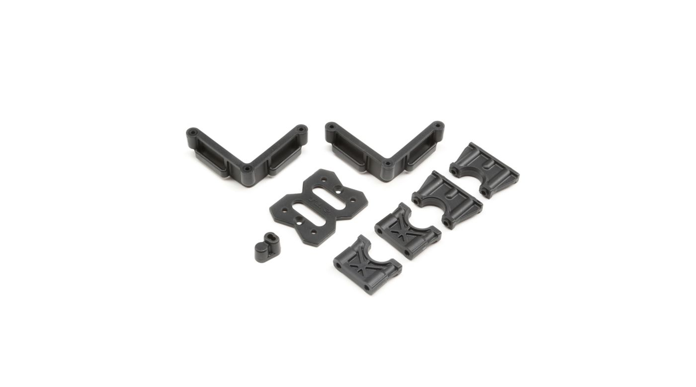 Image for Center Diff Mount Battery Mount: 8XE from HorizonHobby