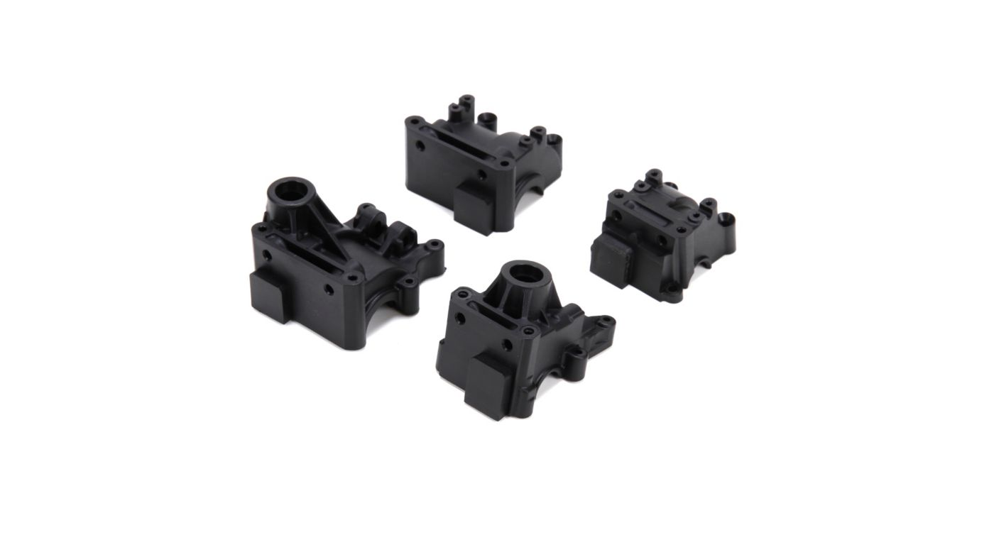 Image for Front and Rear Gear Box Set: All 8IGHT from HorizonHobby