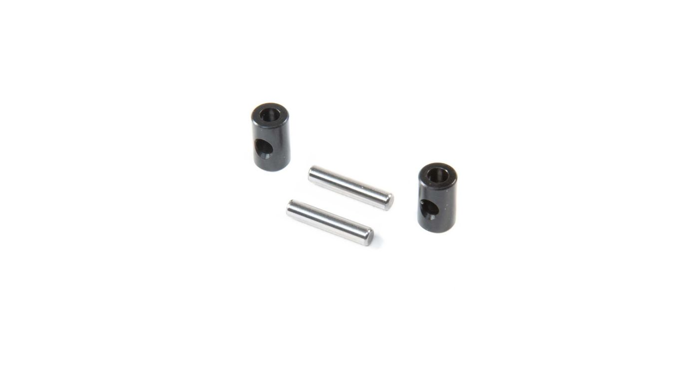Image for Coupler & Pin, Deep Yolk (2): 8X, 8XE from Horizon Hobby