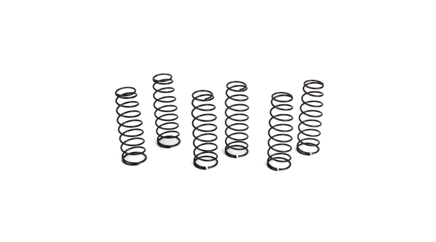Image for 16mm Front Shock Spring Set (3 pr.): 8IGHT-T 3.0 from HorizonHobby