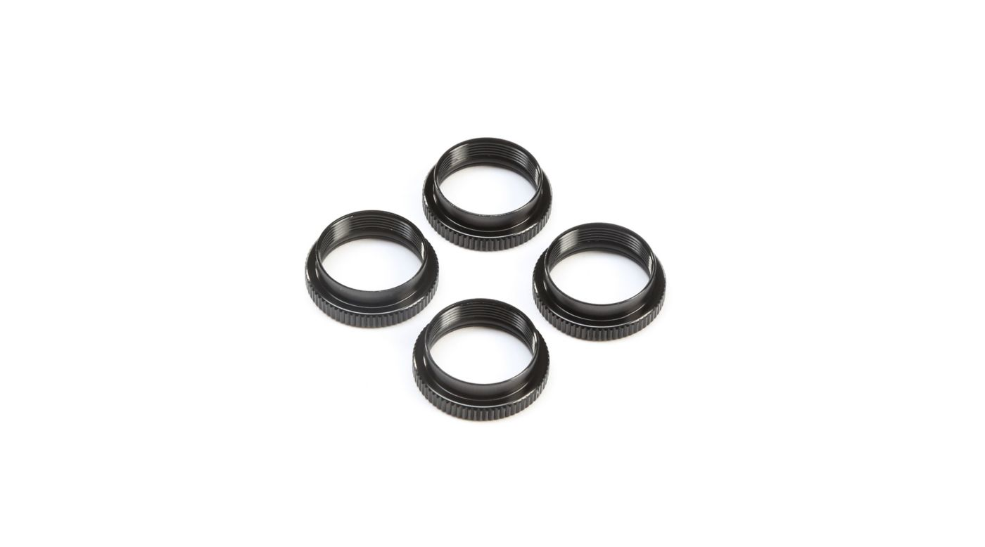 Grafik für 16mm Shock Nuts & O-rings (4): 8X in Horizon Hobby