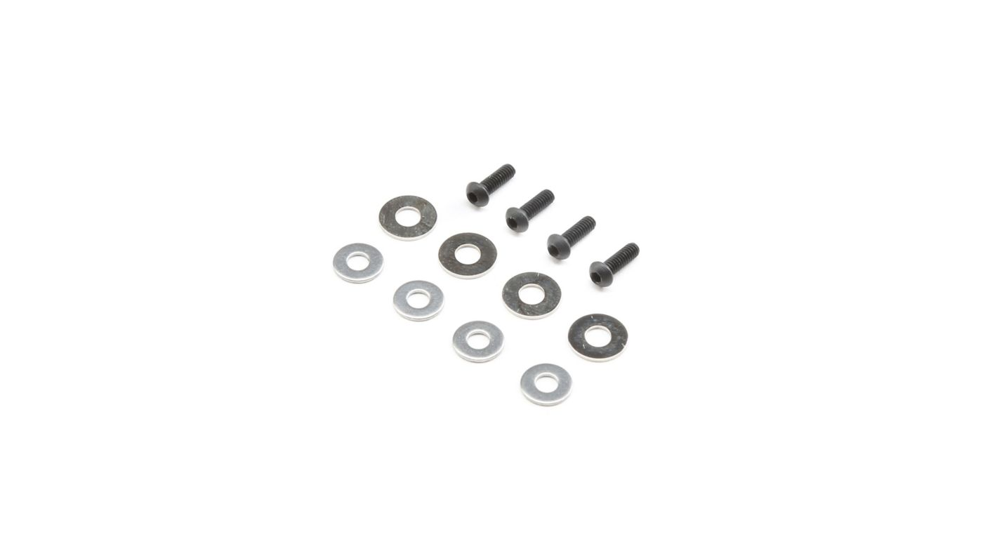 Image for Shock Washer Screw (4): 8X, 8XE from Horizon Hobby