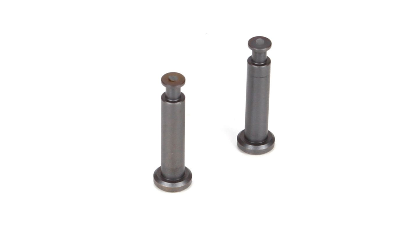 Image for Hinge Pins, 4 x 21mm, TiCn (2): 8B 3.0 from HorizonHobby