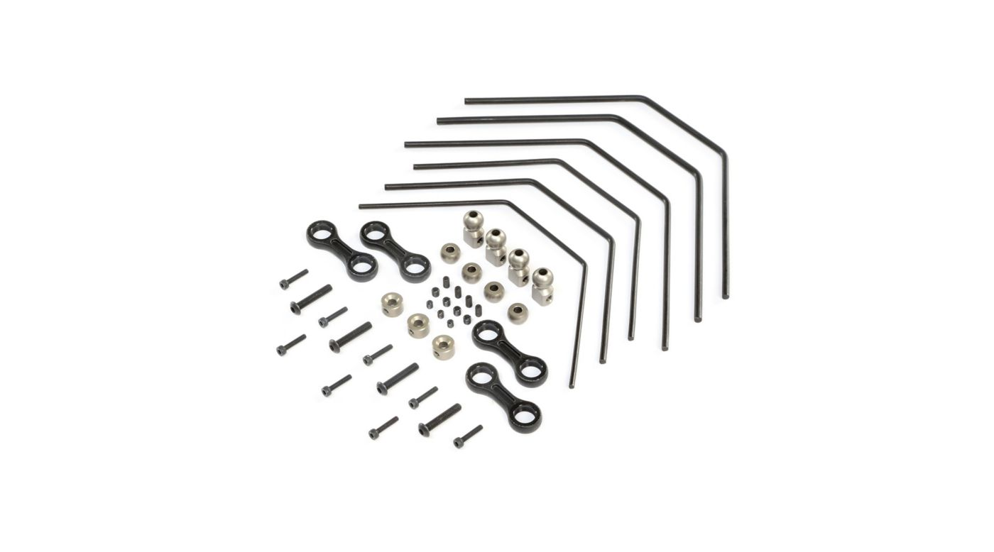 Image for Sway Bar Set: 8X, 8XE from Horizon Hobby