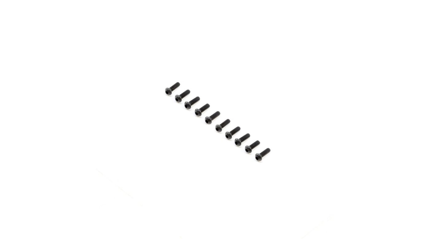 Image for Button Head Screws M2x6mm (10) from HorizonHobby