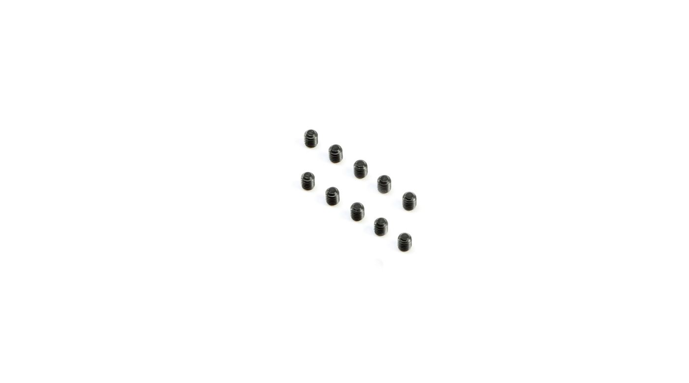 Image for Cup Point Set Screws M2.5x3mm (10) from HorizonHobby