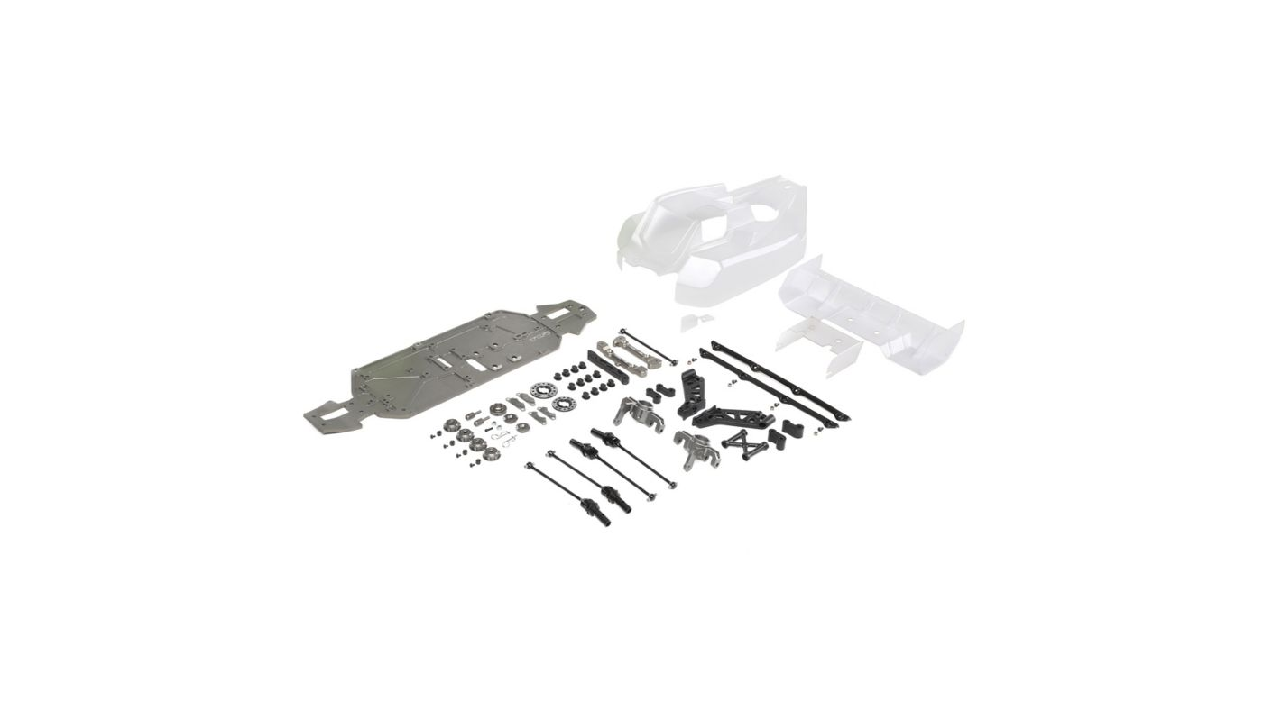 Image for TLR Tuning Kit: 8IGHT 4.0 from HorizonHobby