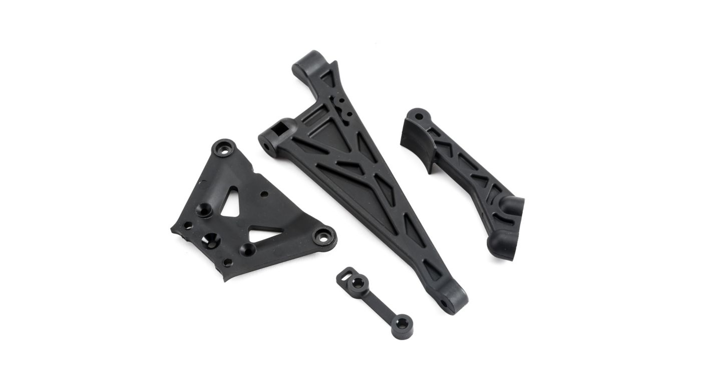 Image for Front and Rear Chassis Brace: 5IVE B from HorizonHobby