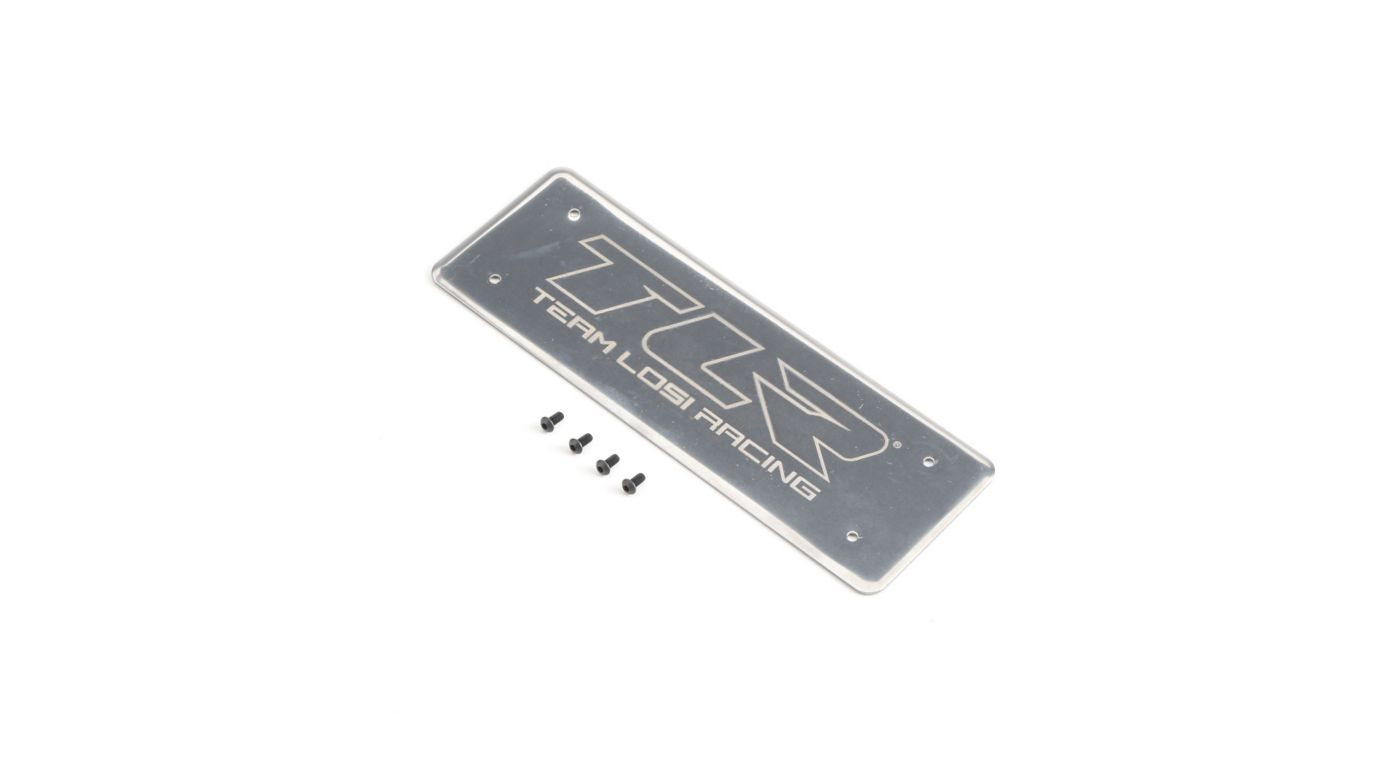 Image for Battery Cover Heat Shield: 5IVE B from HorizonHobby