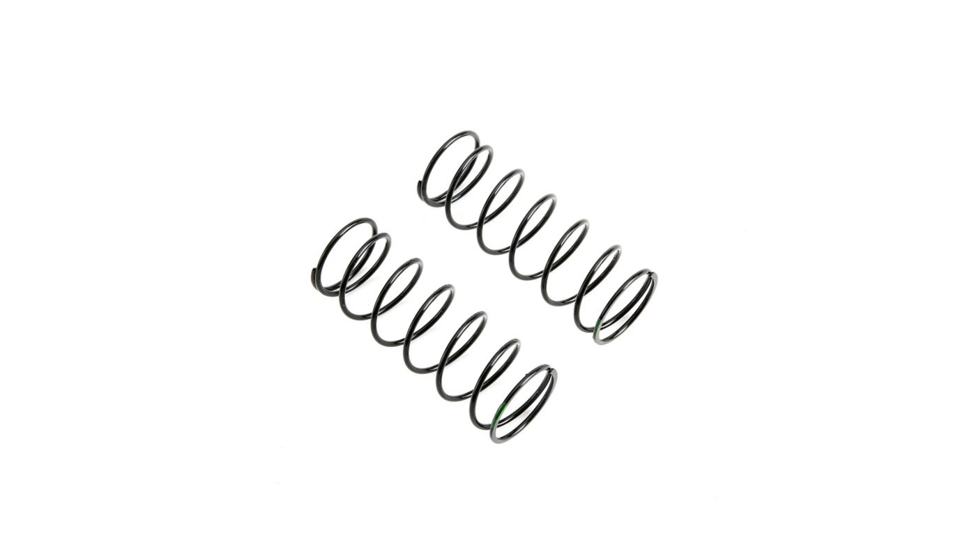 Image for Front Shock Spring, 8.1 lb Rate, Green: 5IVE B from HorizonHobby