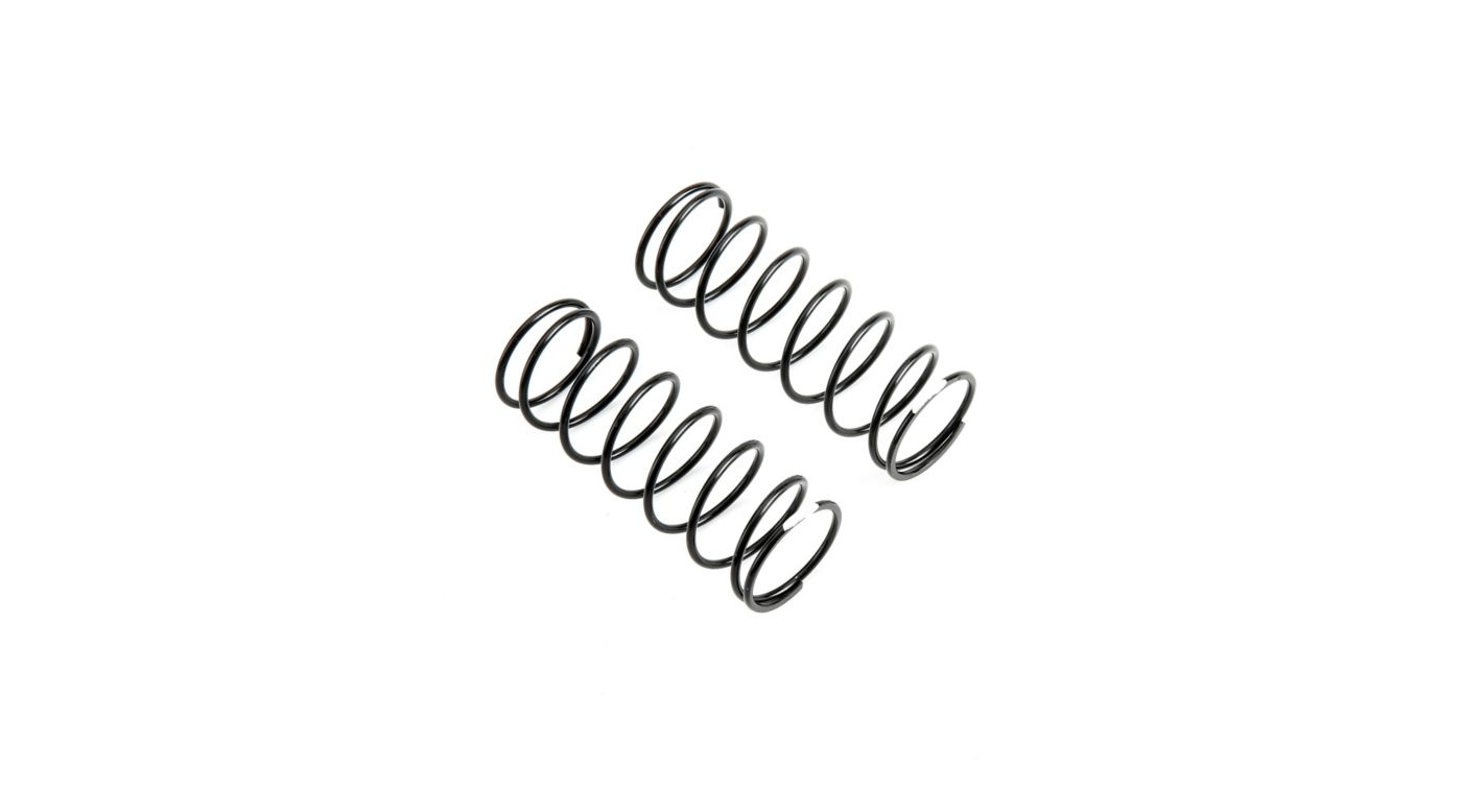 Image for Front Shock Spring, 10.1 lb Rate, White: 5IVE B from HorizonHobby