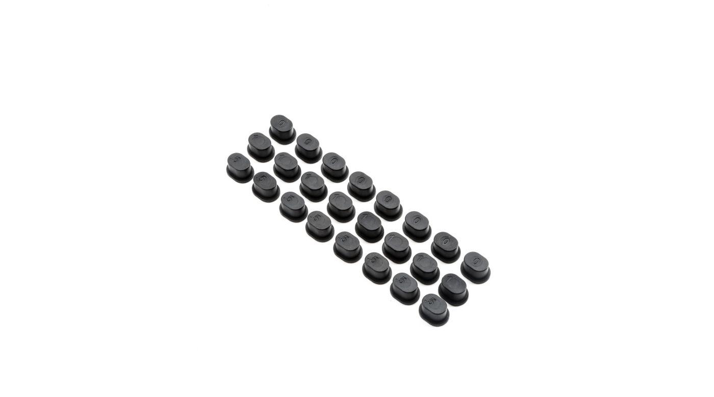 Grafik für Adjustable Hinge Pin Brace Inserts: 5B,5T,MINI WRC in Horizon Hobby