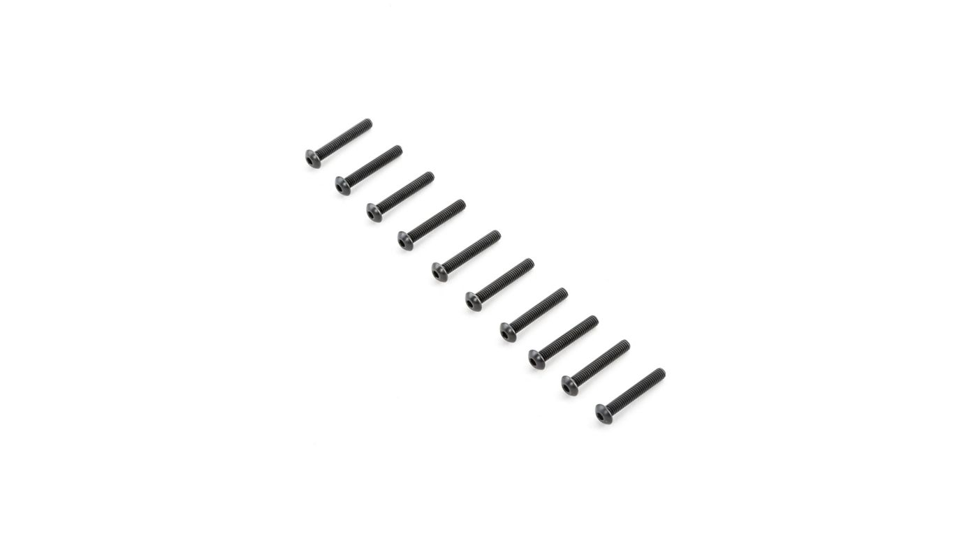 Image for Button Head Screws M4x25mm (10) from HorizonHobby