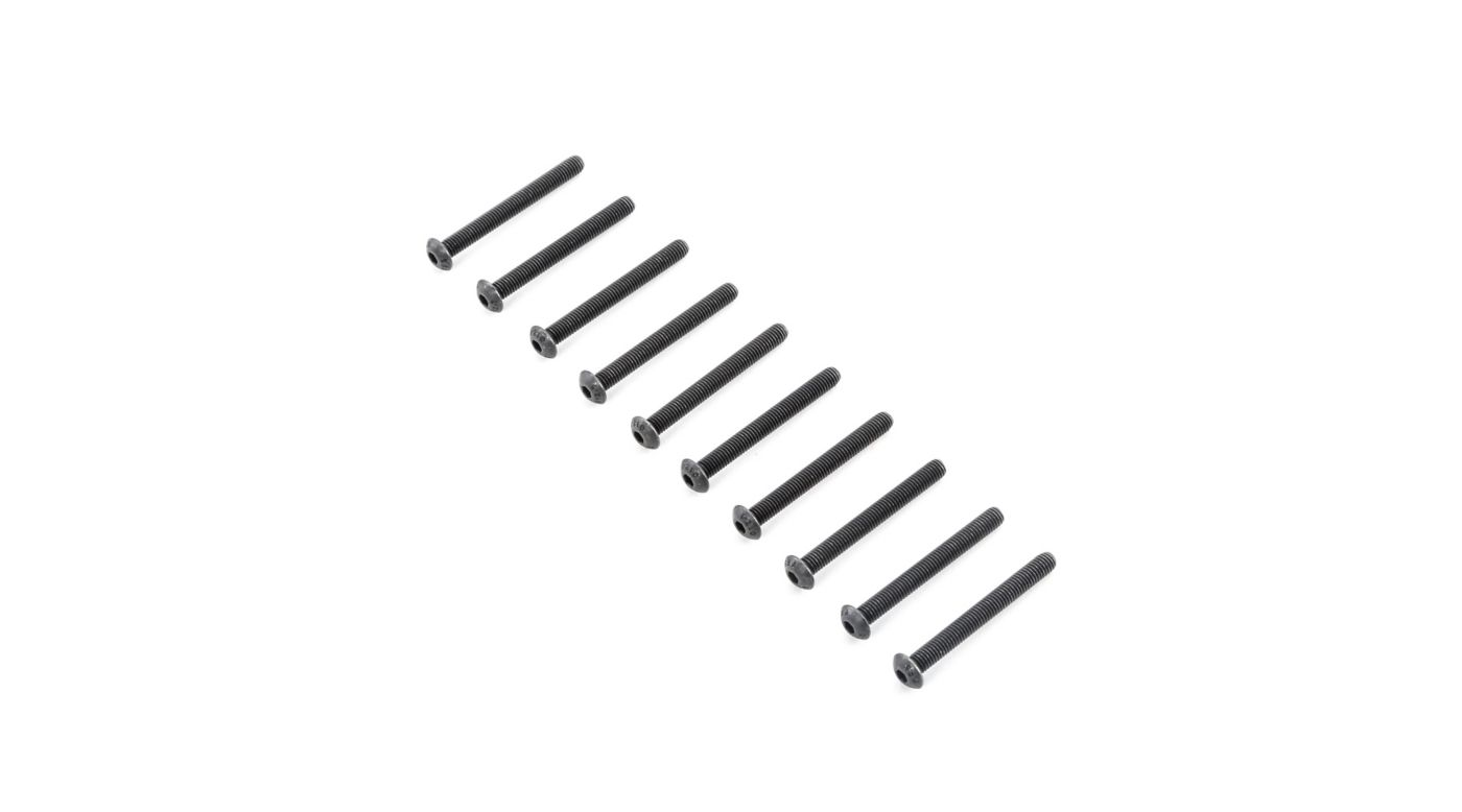 Image for Button Head Screws M5x45mm (10) from HorizonHobby