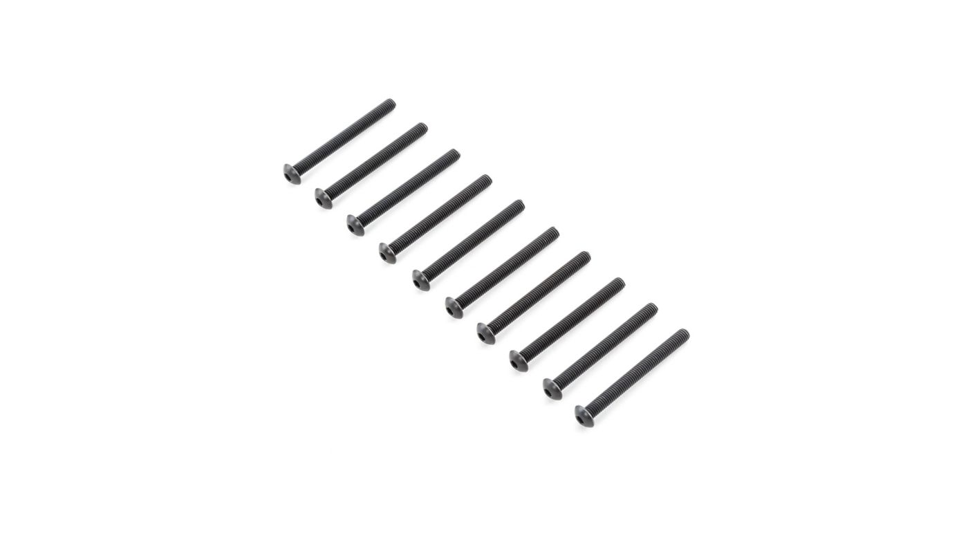Image for Button Head Screws M5x50mm (10) from HorizonHobby