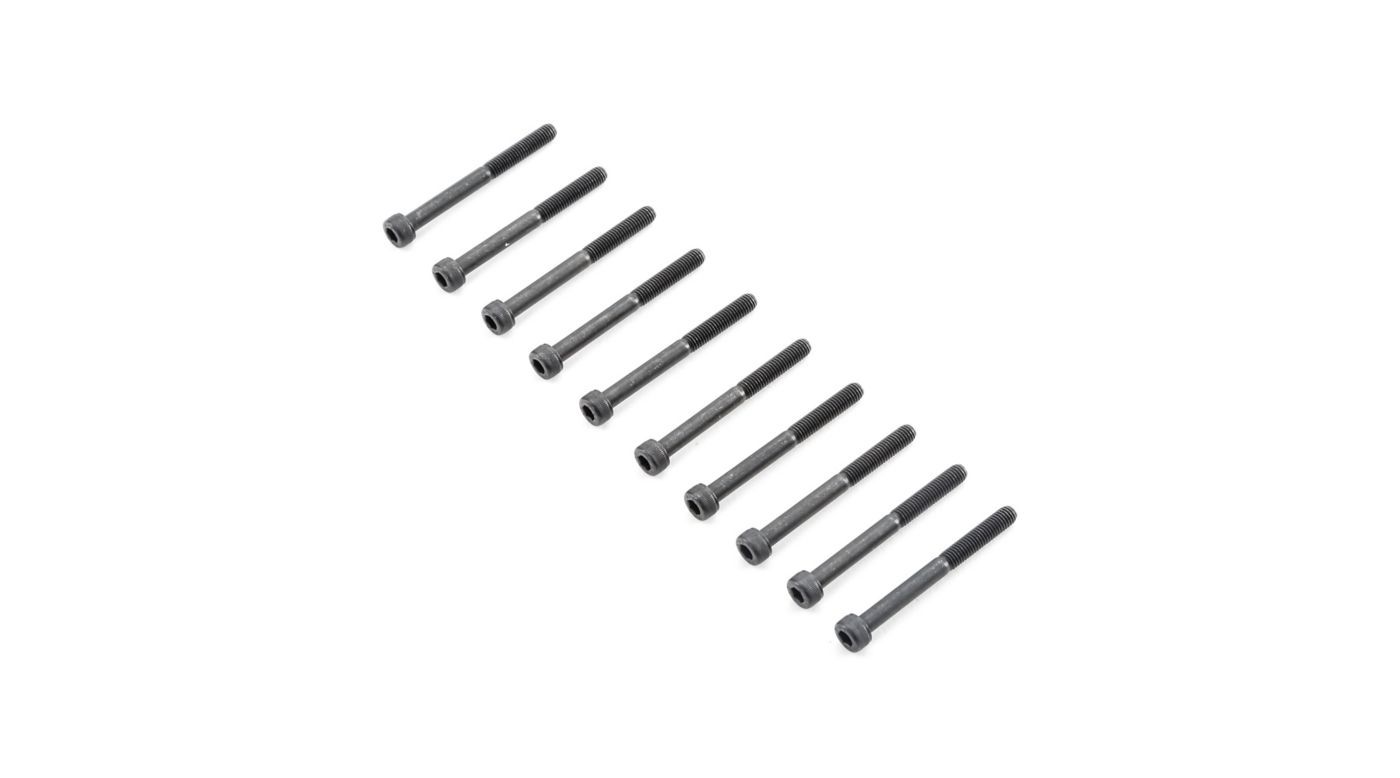 Image for Cap Head Screws M5x50mm (10) from HorizonHobby