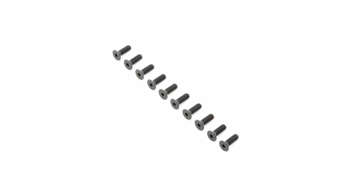 Image for Flat Head Screws M5x16mm (10) from HorizonHobby